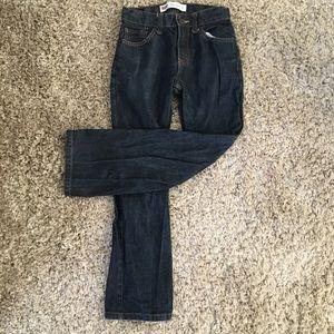 Boys 10 Slim Levi's Jeans Worn 1 Pants Adjustable